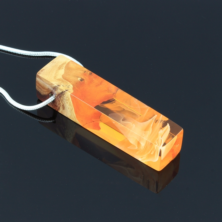 Warm colors Fall Uniqe jewelry  - woodallgood | ello