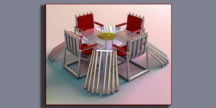 table design - industrialdesign - ke7dbx | ello