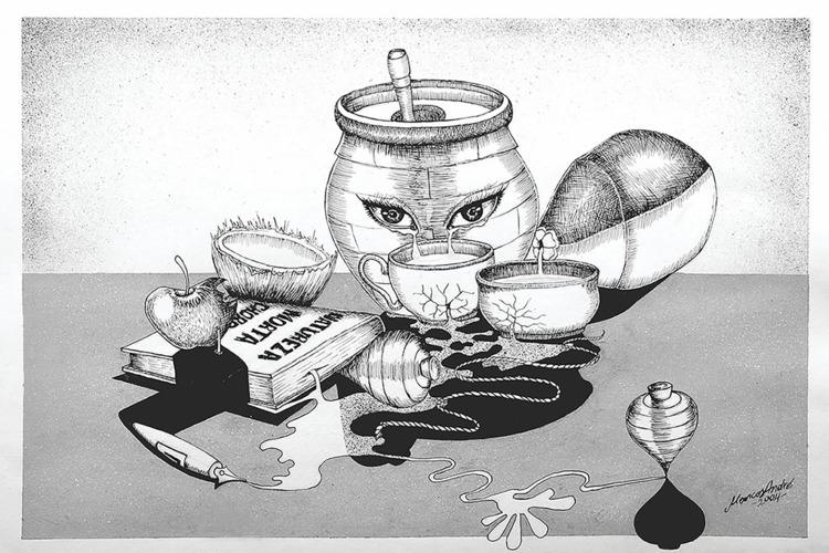 Biografia artística Marcos Andr - autodidatama | ello