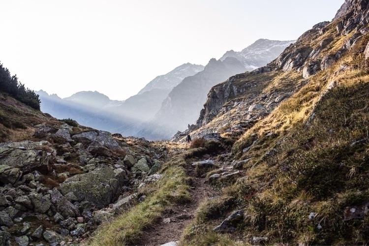 Trekking Landscape Tirol, Stuba - thomasschaekelfotografie   ello