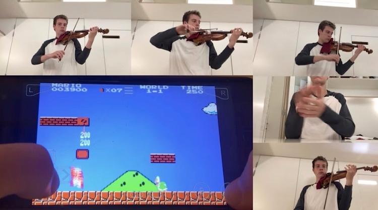 Experience Super Mario soundtra - bonniegrrl | ello