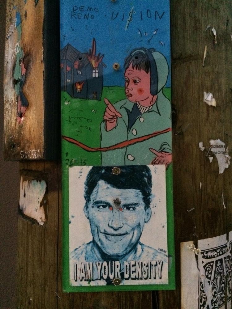 grafitti, gregor, vancouver, vancity - tonydurke | ello