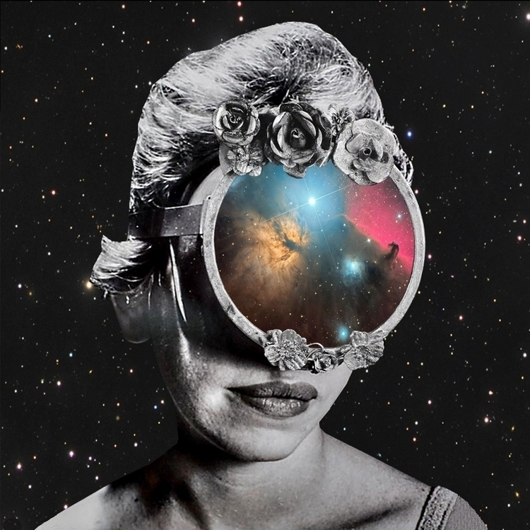 Stella diver  - collage, collageart - bk_collage | ello