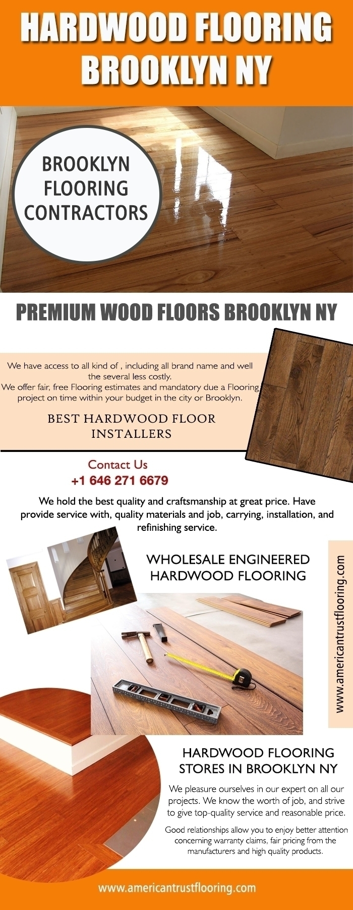 Website: Hardwood Flooring Broo - woodfloorsnyc | ello
