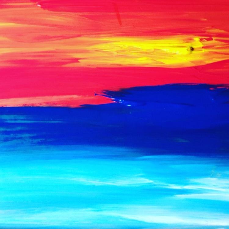 Sunset Vision - loveartwonders | ello