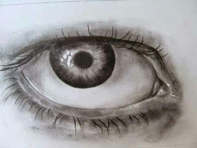 eye2, pencil, paper - atasieigeo | ello