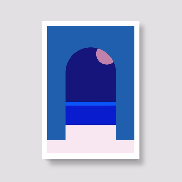 print inspired imminent summer - studioonto | ello