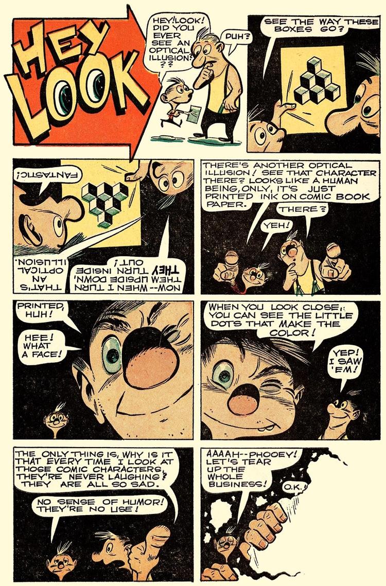 CLICK gallery Hey comics Harvey - animationresources | ello