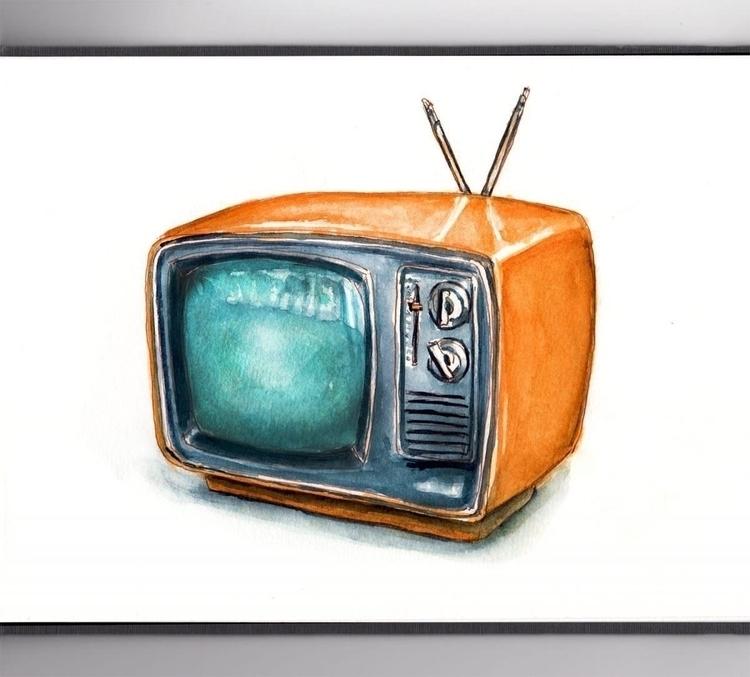 Watching Childhood Show  - DoodlewashClub - doodlewash | ello