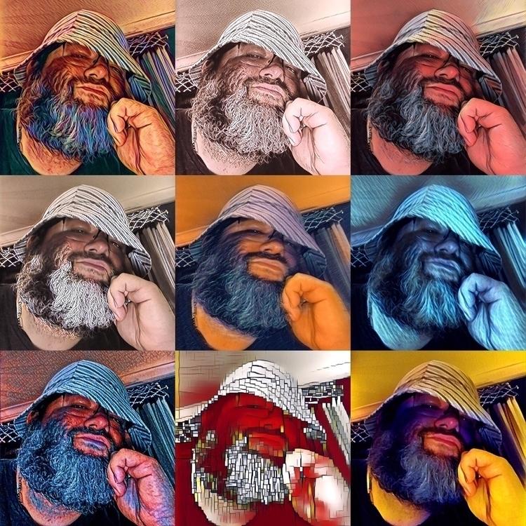 Ma, Art! series pics account th - mr_stitch | ello