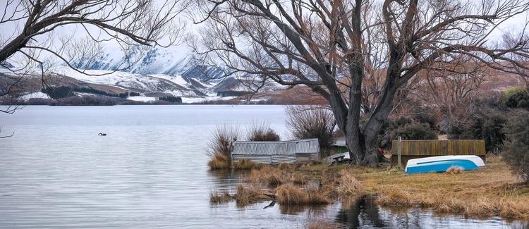Sweet Winter Air Lake Alexandri - peter_kurdulija | ello