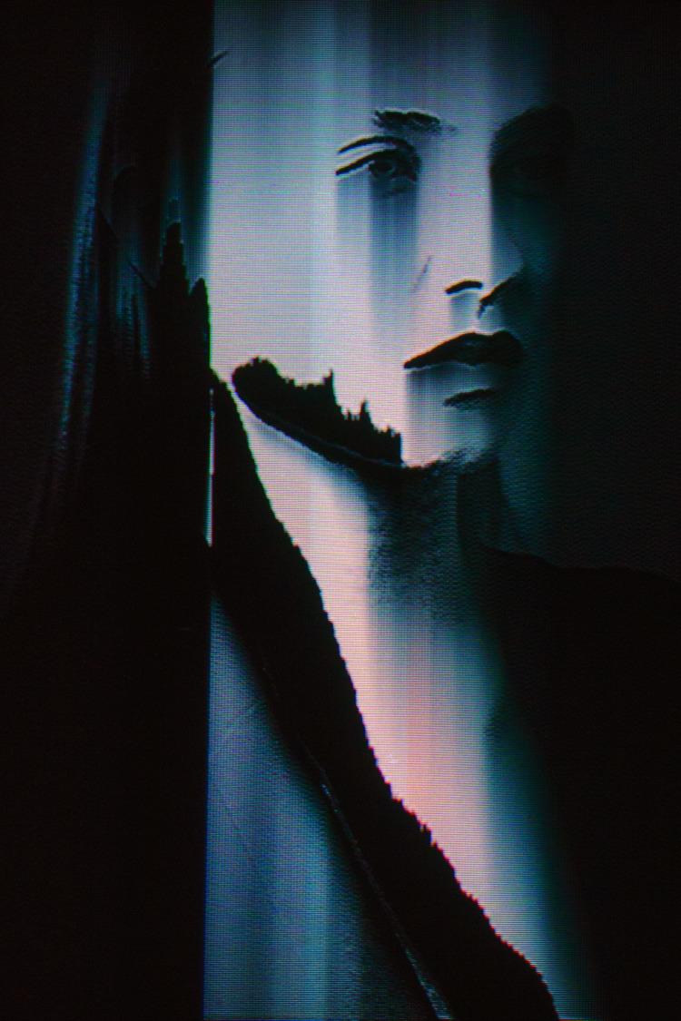 Blue, Brown White Deities Serie - polygon1993 | ello