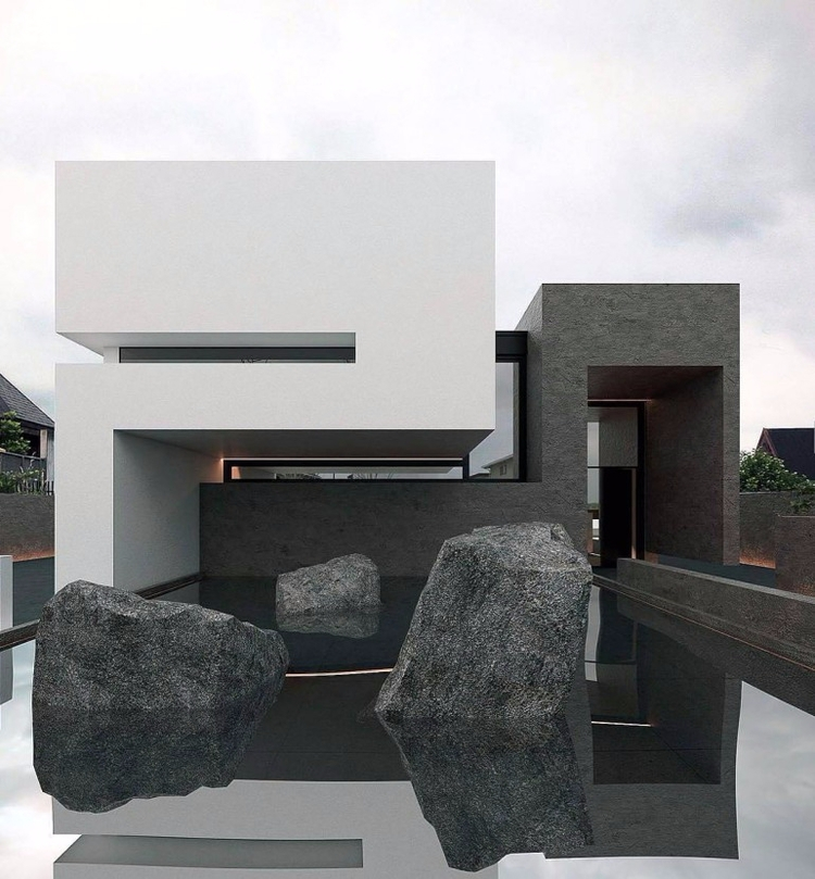 Modern House Facades Inspire - inspirationde - paulearly | ello