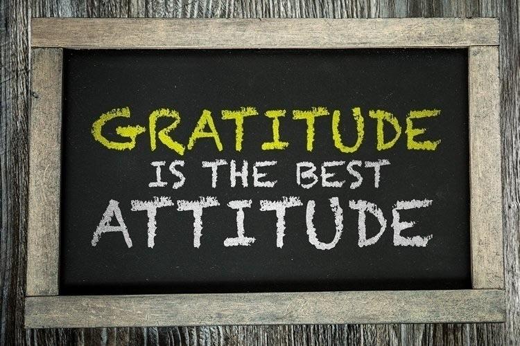 attitude - thankful, grateful, blessed - paulgoade | ello