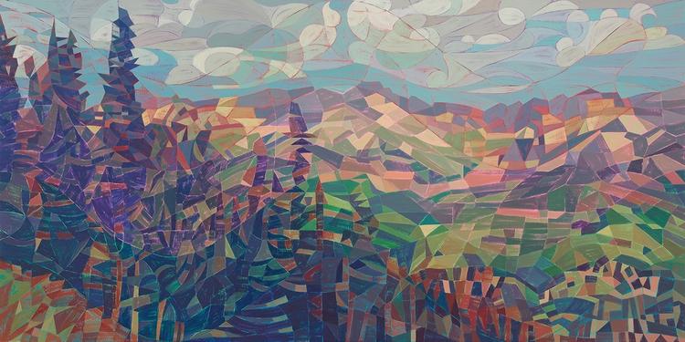 paintings upcoming exhibition W - luiferreyra   ello