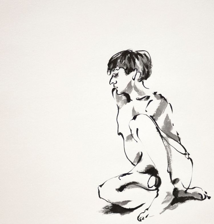 19th September - lifedrawing, figuredrawing - mickepe | ello