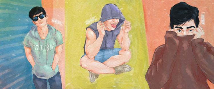 Klébio Damas • Mundobrel - illustration - mundobrel   ello