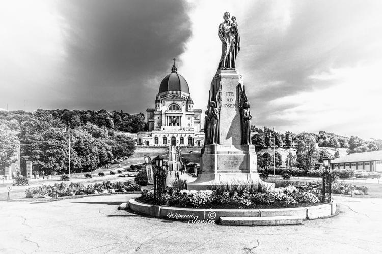 Canada: Saint Joseph Cathedral  - artmen | ello