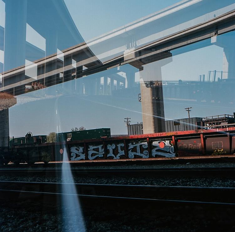 rails, savie, shotonfilm, doubleexposure - teetonka | ello