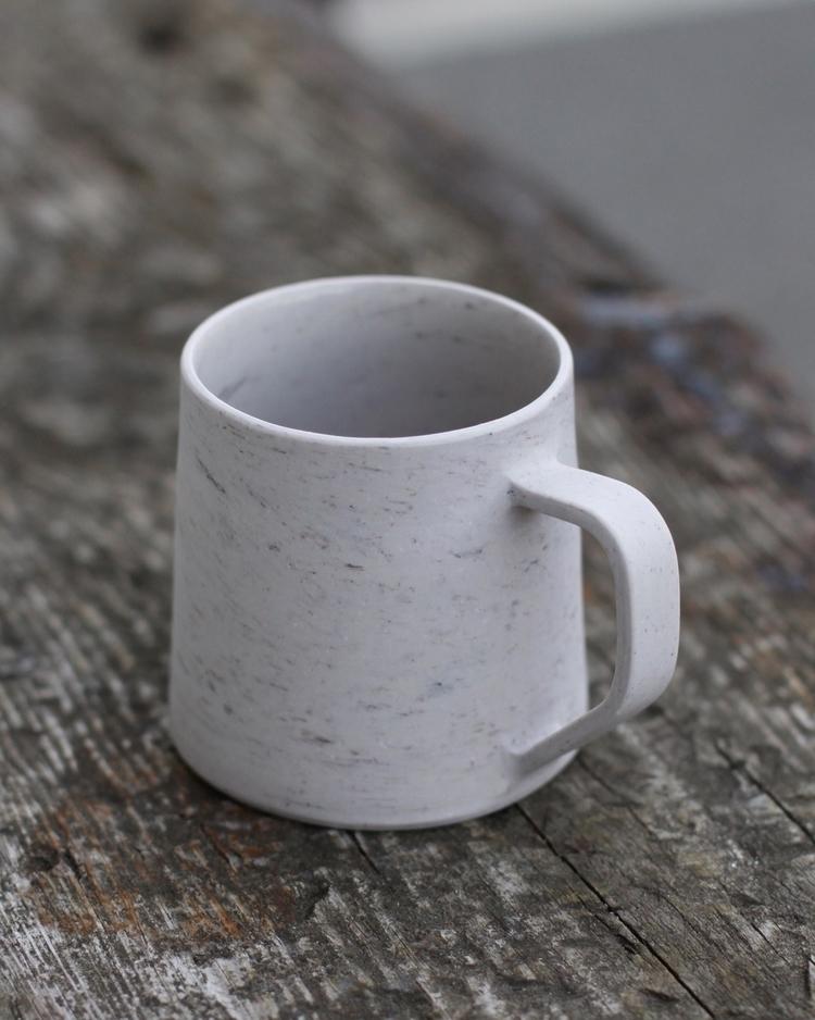 Mug prototype - clean, minimal, minimalism - elliottceramics | ello