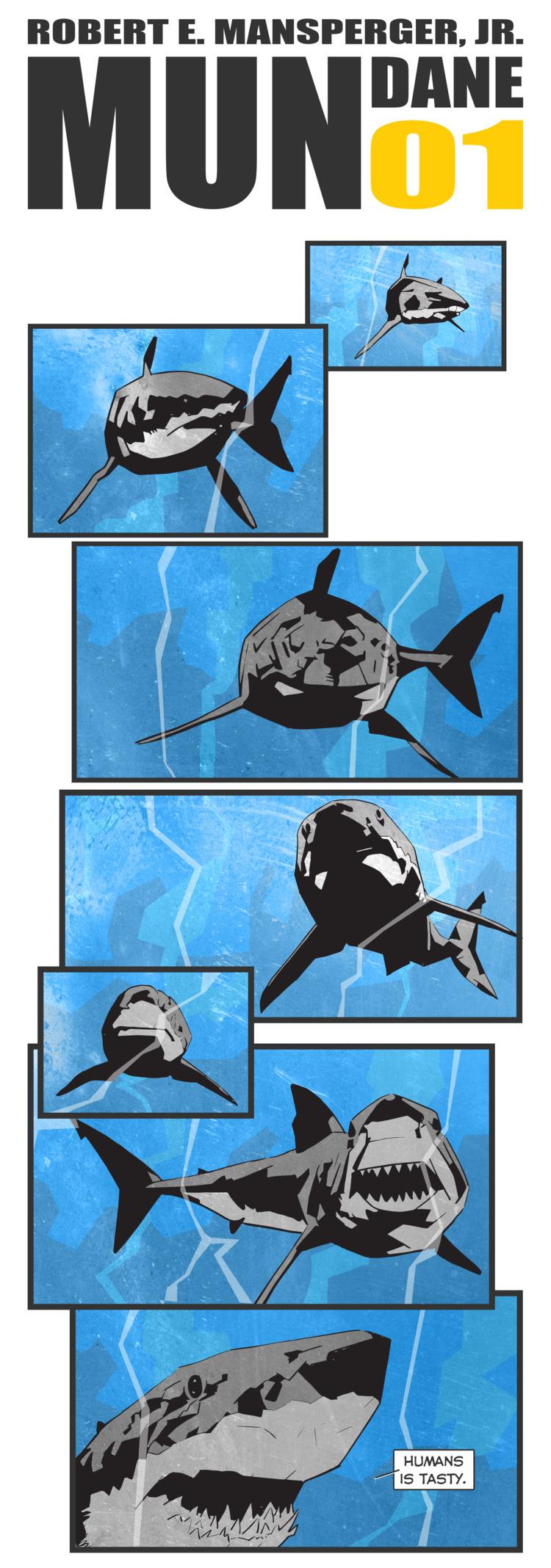 MUNDANE 01 comic strip - rmansperger   ello