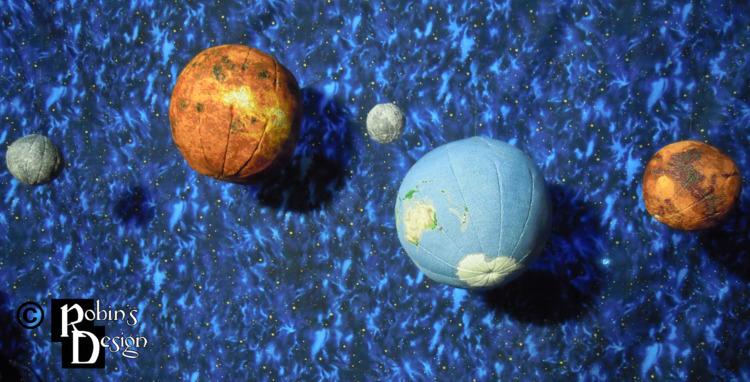 terrestrial planets solar syste - rhaben | ello