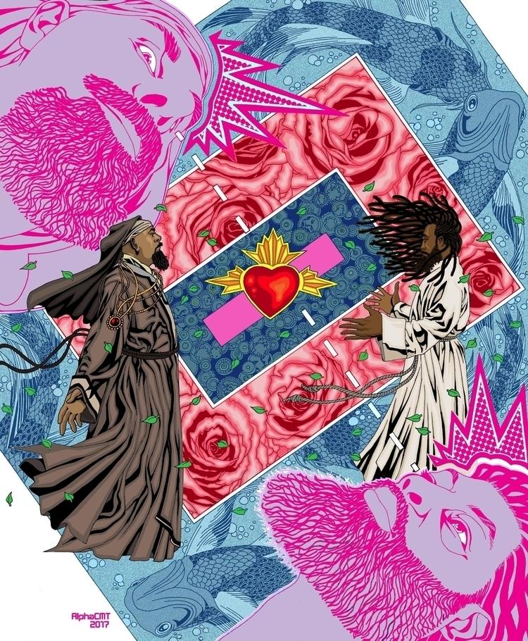 Love. unique interpretation con - alphacmt | ello