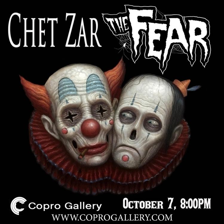 TheFear - chetzar | ello