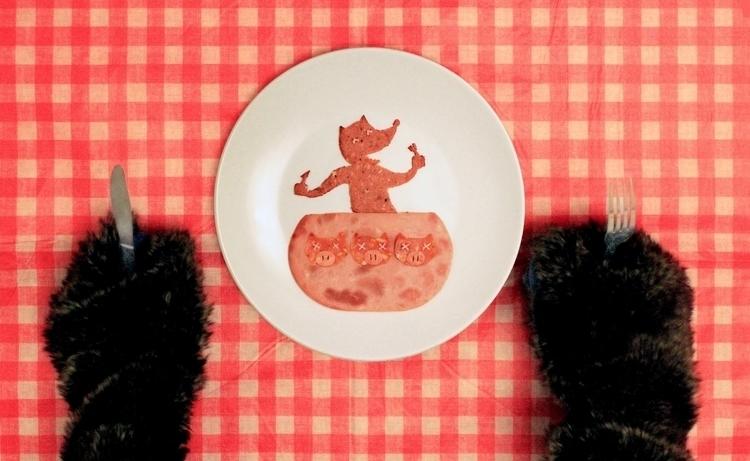 book idea Pigs honey ham, salam - angelinecc | ello