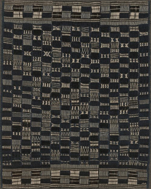 Anni Albers, Thickly Settled, 1 - modernism_is_crap | ello