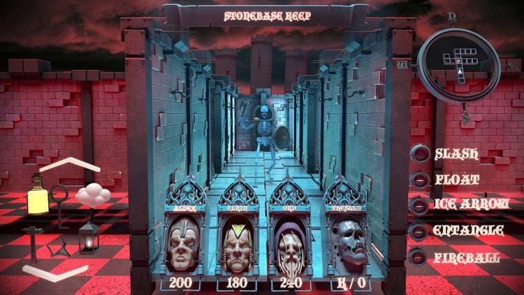 Dungeon crawler. Idea VR videog - rothwelljack | ello