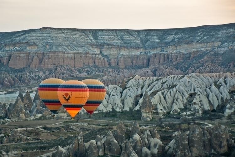 cappadocia, kapadokya, goreme - neredeydik   ello