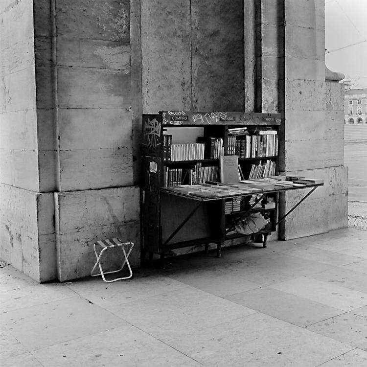 Open air book shop - luistobiasphotography | ello