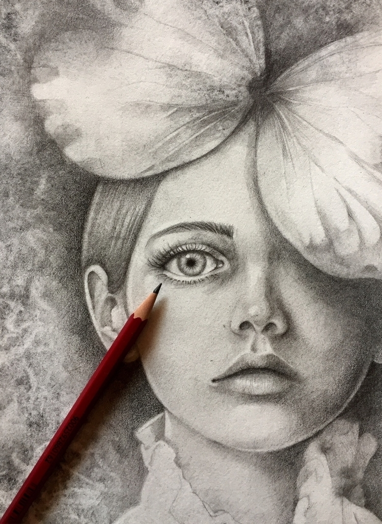 Work progress - laurapedrettiart | ello