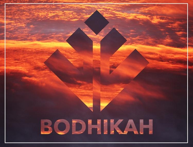 BODHIKAH sky promo poster - bodhikah - bevinrichardson | ello