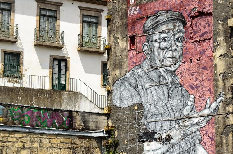 Pinturas urbanas - graffiti, urbanphotography - ruben_dieste   ello