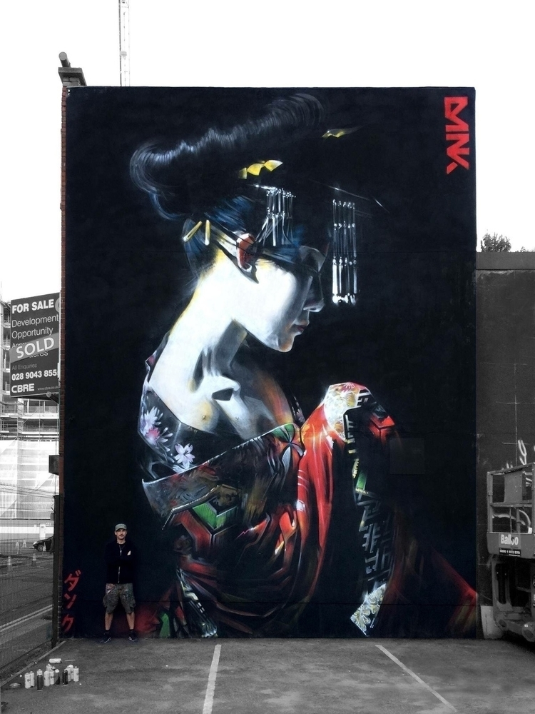 Dream' Artist: Dan Kitchener (  - streetartunitedstates | ello