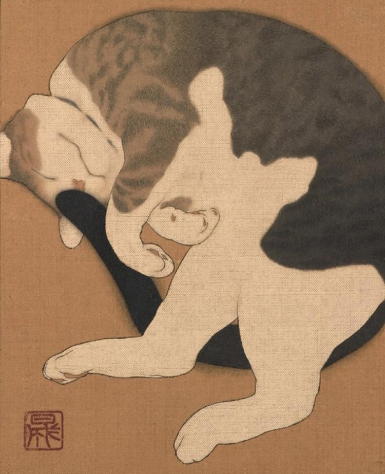Ikenaga Yasunari 池永 康晟 Cat / Ni - qualo   ello
