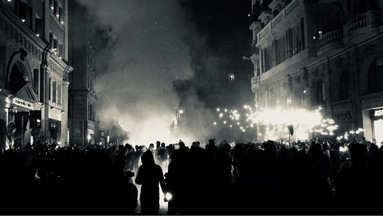 Correfoc, Barcelona 2017 - philippezwickeby | ello