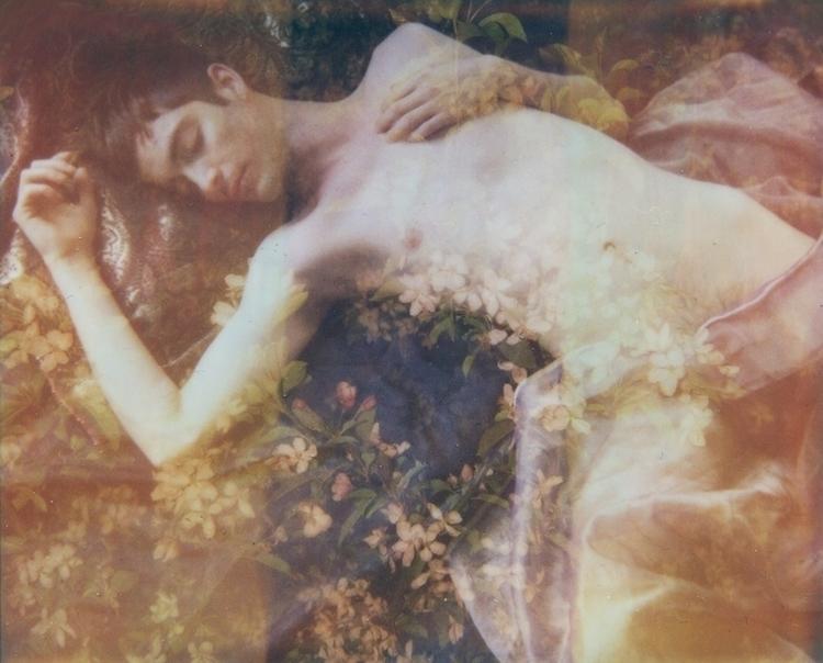 double exposed polaroid, 2015 - jauer | ello