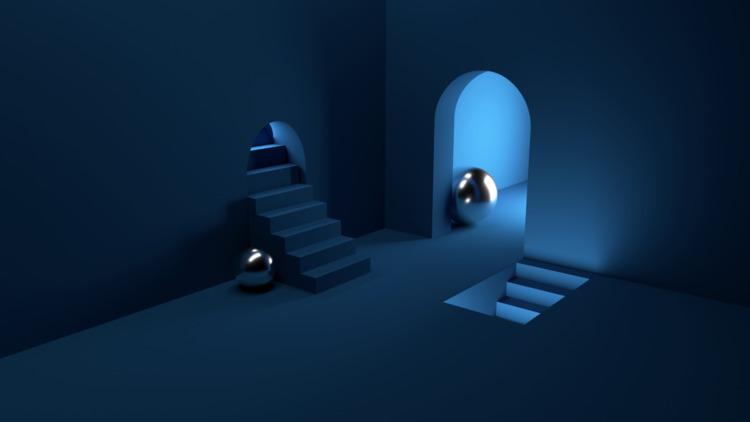 062. Clean interiors - AbstractShiz - hashmukh | ello