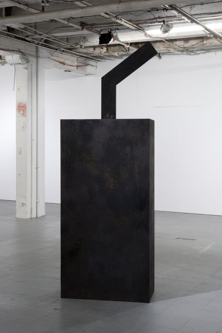 Untiled Bronze 100 × 24 48 2017 - nickdepirro | ello