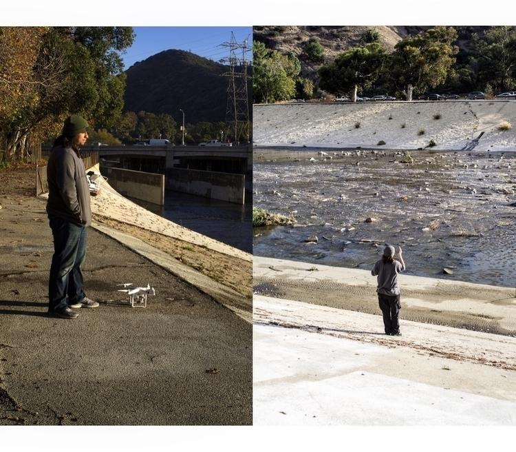 Creatures LA River - creature, detritus - talyo | ello