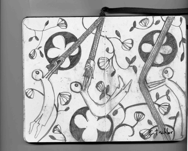illustration, sketchbook - carmen-9654 | ello
