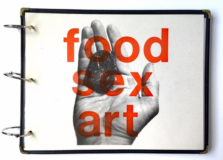 food sex art - cookbook, kitchen - valosalo   ello