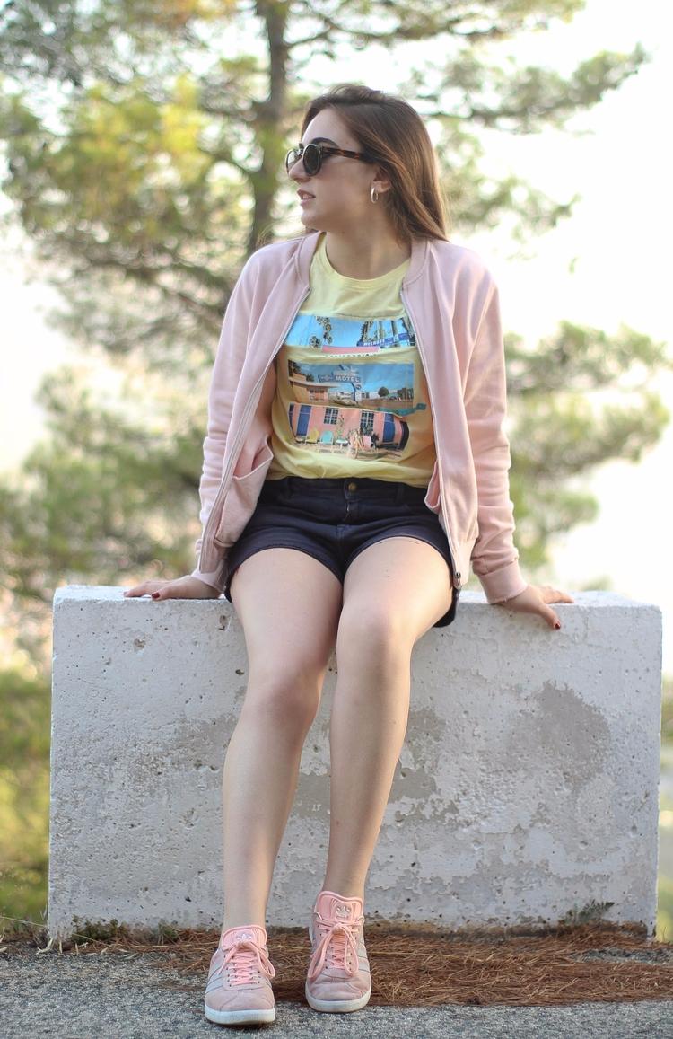 streetstyle, fashion, moda, girl - marzoyagosto | ello