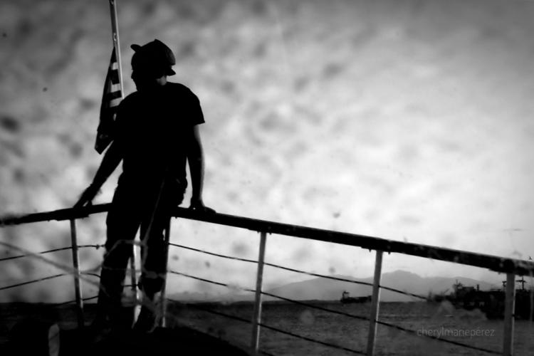 dreamer.  - blackandwhite, photography - ccingreece   ello