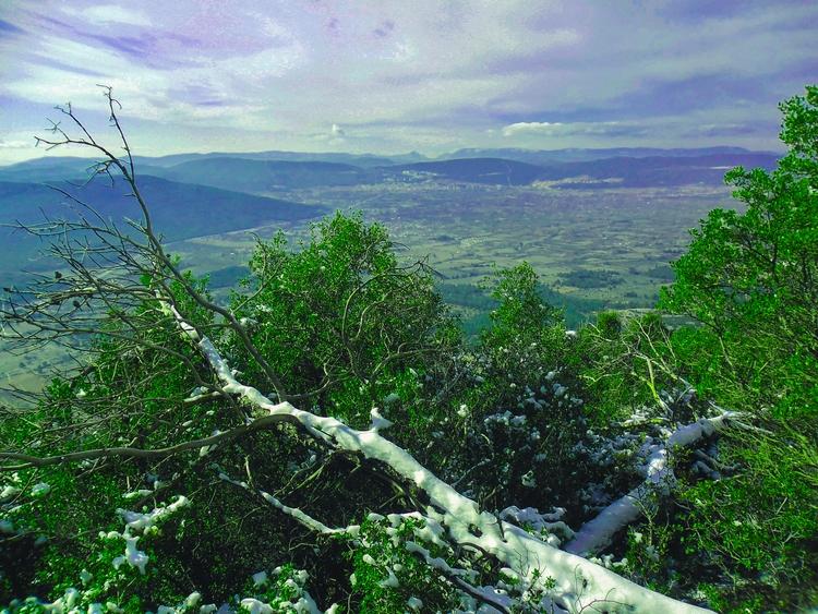 forget silence serenity - trekking - yabanyolu | ello
