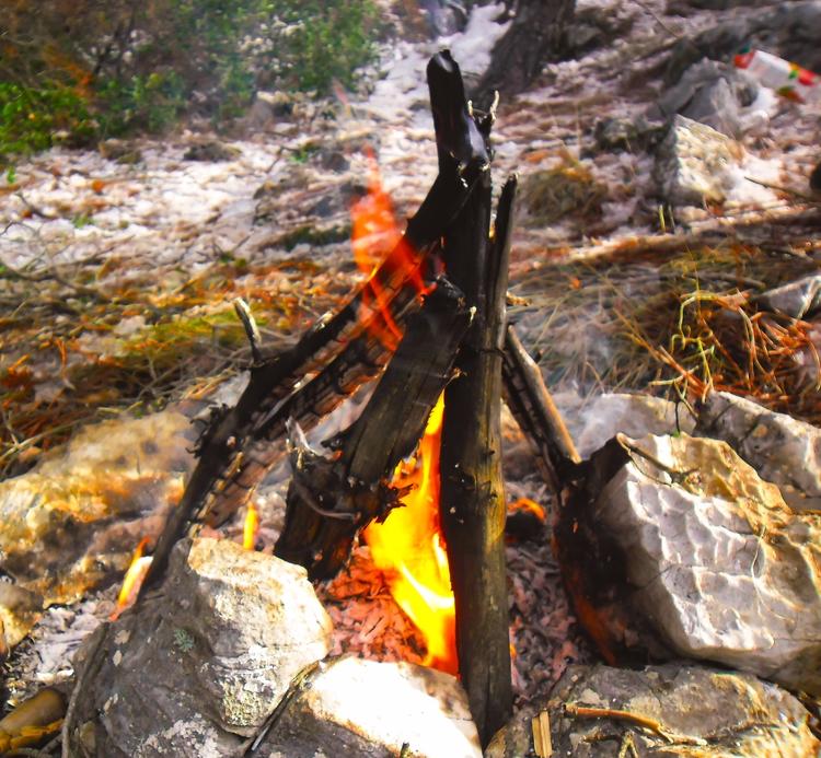 trekking, camping, climbing, campfire - yabanyolu | ello