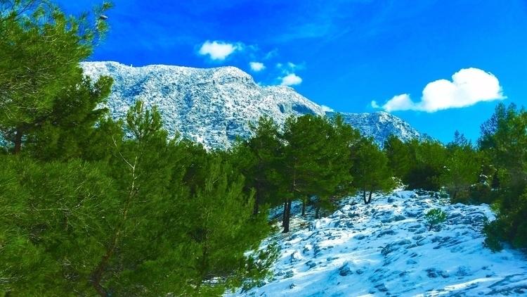 season feeling.. winter feel - landscape - yabanyolu | ello